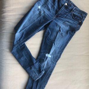 WHBM skinny jean
